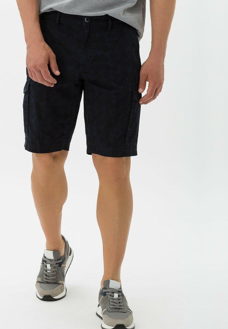 BRAX - STYLE BRAZIL - Shorts - navy