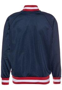 Levi's® - TAPED TRACK  - Træningsjakker - dress blue - 1