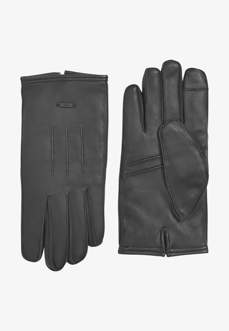Next - Gloves - mottled anthracite