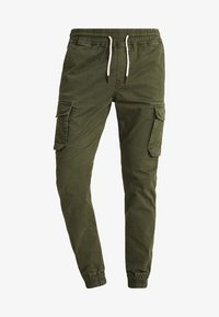 Pier One - Cargobroek - khaki - 4