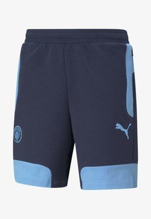 Sports shorts - peacoat-team light blue