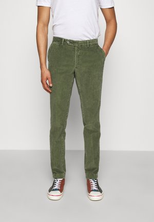 Trousers - sage