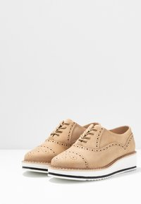 Anna Field - Zapatos de vestir - beige - 4