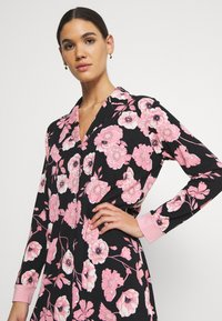 LASCANA - NIGHTGOWN - Camicia da notte - black/rose - 4