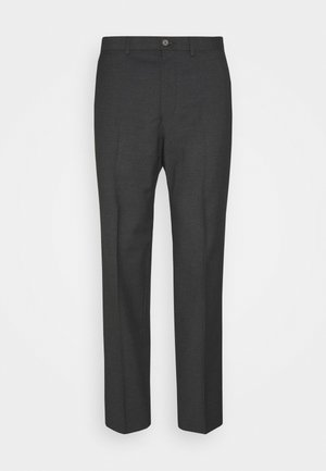 PUPPYTOOTH FLAT FRONT TROUSER - Trousers - charcoal