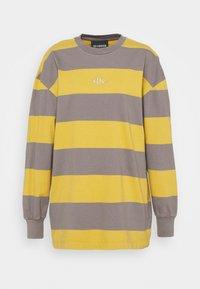 Han Kjøbenhavn - BOXY TEE - Long sleeved top - yellow - 4