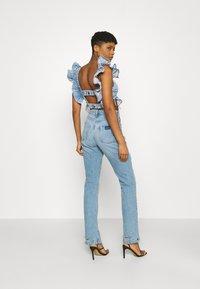 River Island - Jeans Skinny Fit - blue denim - 2