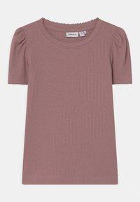 Name it - NMFKABEXI SLIM - T-shirt print - woodrose - 0
