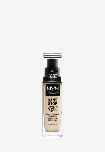 CAN'T STOP WON'T STOP FOUNDATION - Foundation - 1 pale