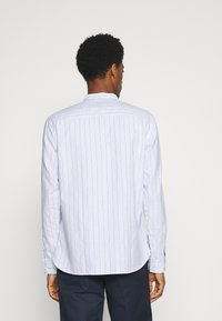 Selected Homme - SLHSLIMMILTON STRIPES - Formal shirt - dark blue - 2