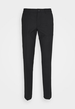 GRANT STRETCH PANTS - Chinos - black