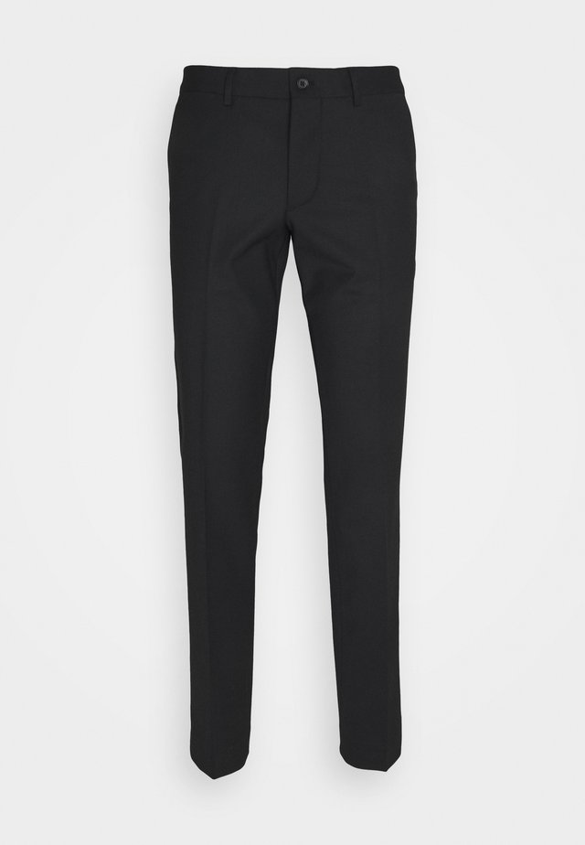 GRANT STRETCH PANTS - Chino - black