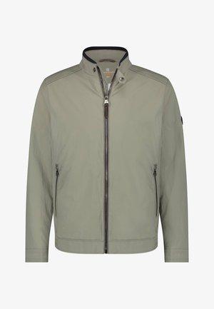 Light jacket - moss green plain