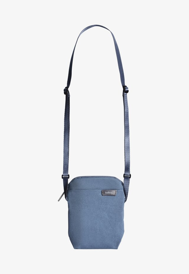 CITY POUCH - Across body bag - marine blue