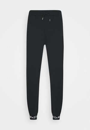 UMLB-PETER-BG TROUSERS - Jogginghose - black