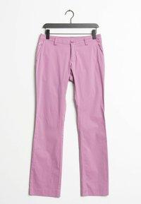 Peak Performance - Trousers - purple - 0