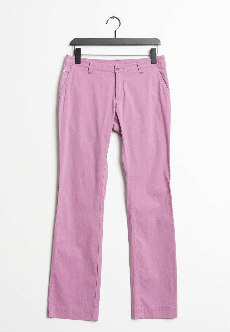 Peak Performance - Trousers - purple