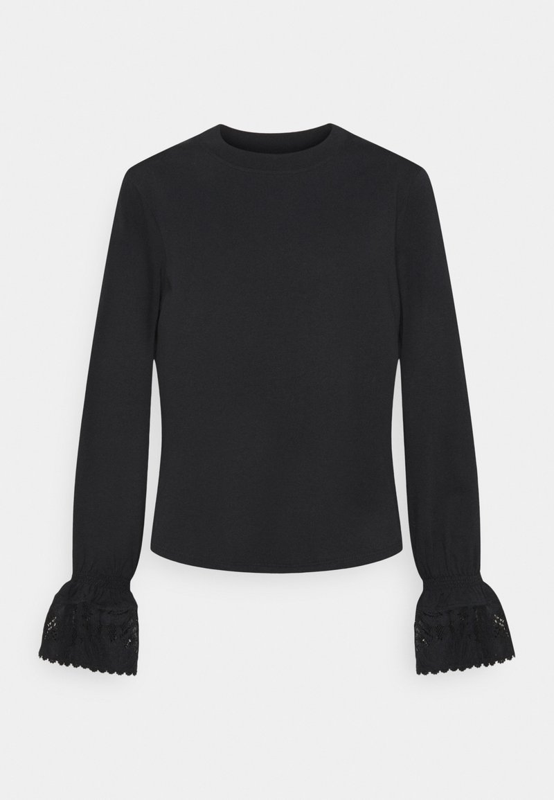 See by Chloé - Long sleeved top - black