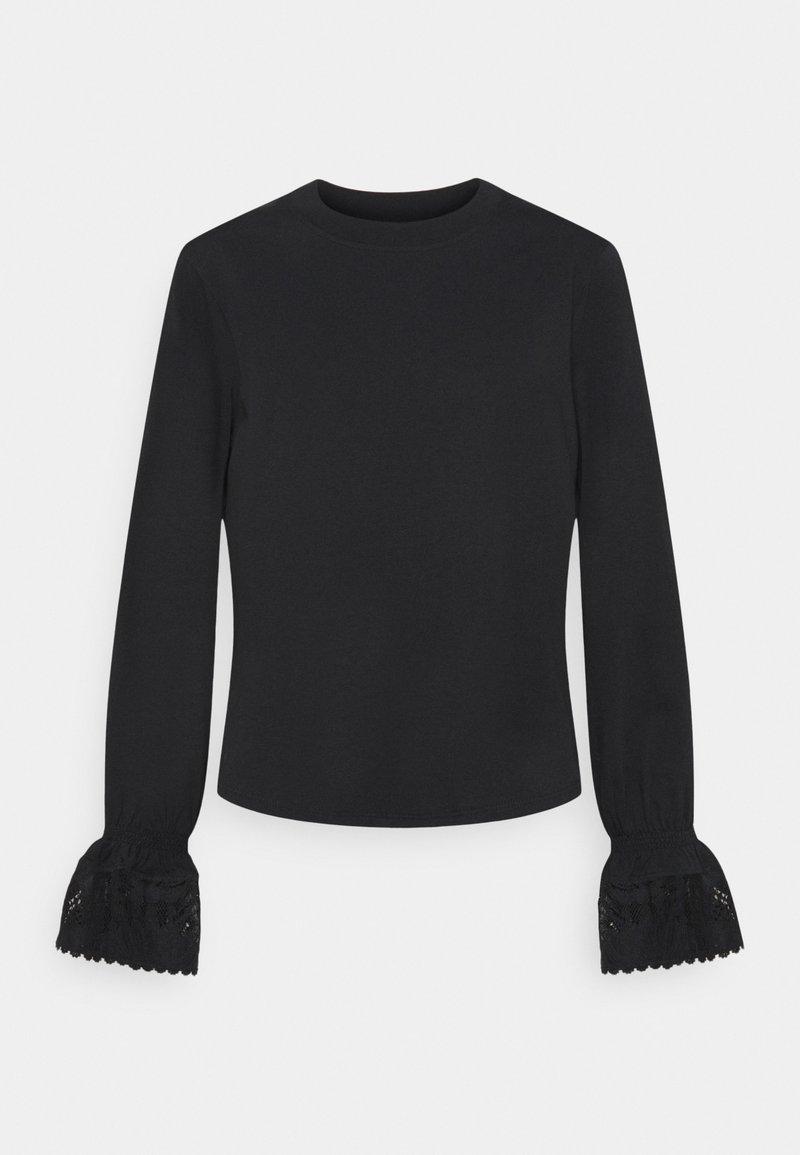 See by Chloé - Top sdlouhým rukávem - black
