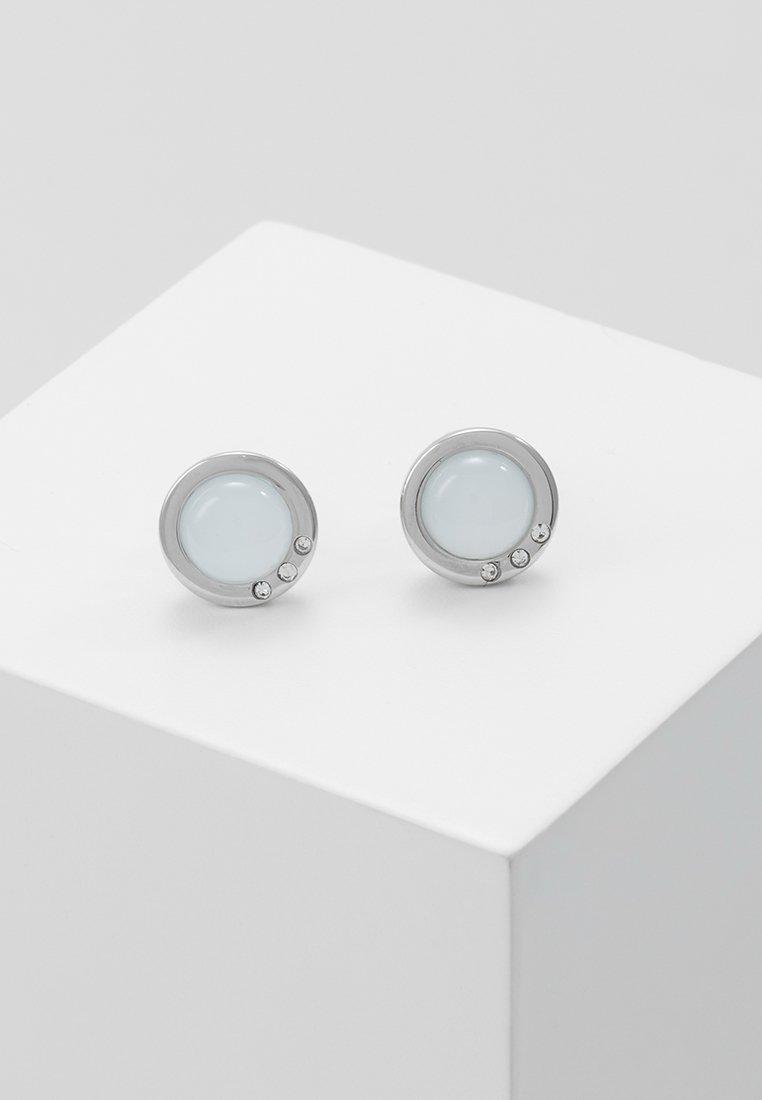 Skagen - SEA GLASS - Øredobber - silver-coloured