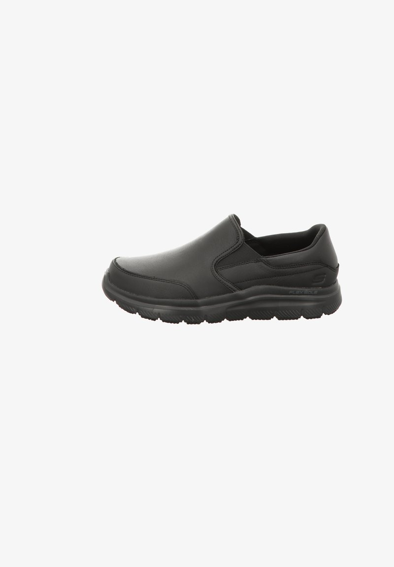 Skechers - FLEX ADVANTAGE  - Slipper - black