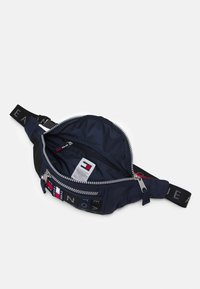Tommy Jeans - HERITAGE BUMBAG CORPORATE UNISEX - Bum bag - blue - 2