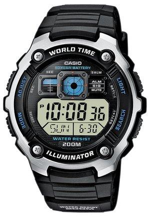 COLLECTION - Digital watch - schwarz