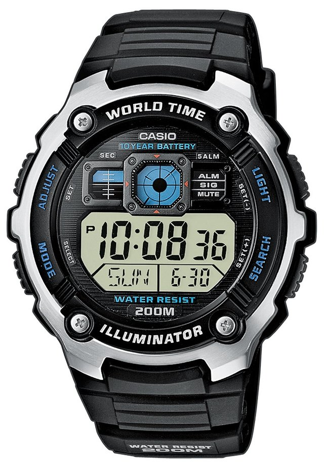 COLLECTION - Digital watch - schwarz