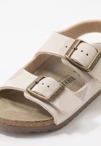 Birkenstock - MILANO - Sandals - desert soil/sand - 2