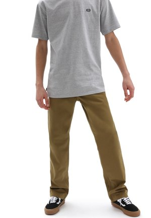 MN AUTHENTIC CHINO RELAXED PANT - Chinos - nutria
