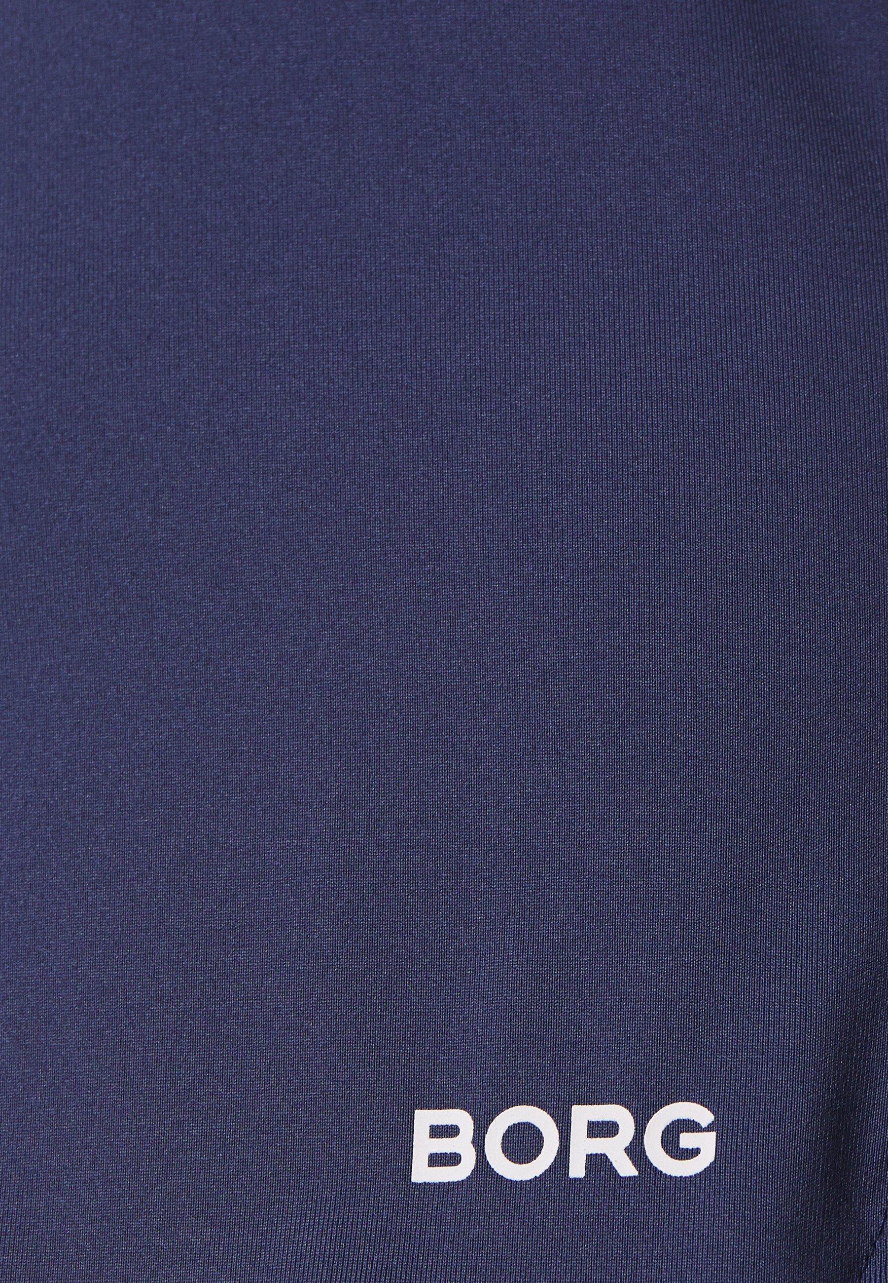 Björn Borg RACERBACK TANK - Sports shirt - crown blue yWjuR