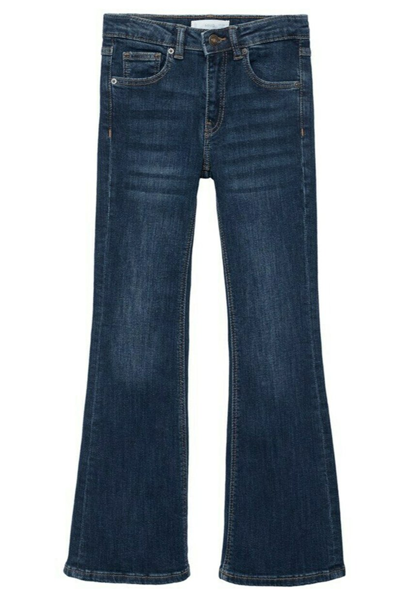 Kinder TAILLE HAUTE - Flared Jeans