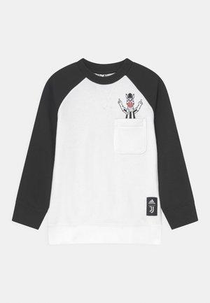 JUVENTUS TURIN UNISEX - Klubové oblečení - black/white