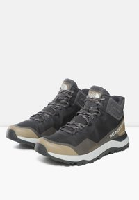 The North Face - M ACTIVIST MID FUTURELIGHT - Hiking shoes - asphalt grey/moab khaki - 2