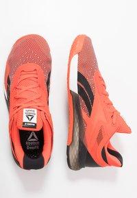 Reebok - NANO X - Sports shoes - vivdor/black/white - 1
