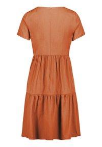 Vera Mont - MIT STUFEN - Day dress - light brown - 1