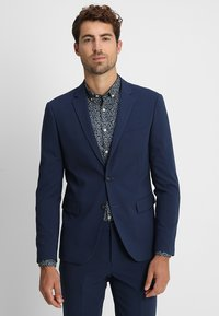 Lindbergh - PLAIN MENS SUIT - Traje - dark blue - 2