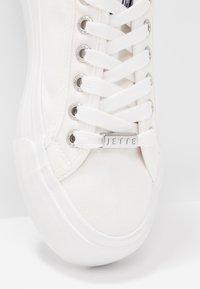 JETTE - Trainers - white - 2