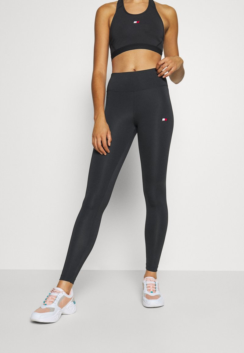 Tommy Sport - PERFORMANCE - Leggings - black