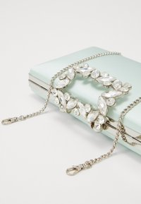 Forever New - Clutch - sage/silver-coloured - 4