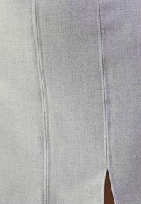 Bershka - Cocktail dress / Party dress - light grey - 4