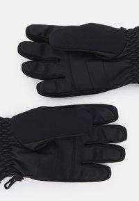 Ziener - LABINO GLOVE JUNIOR UNISEX - Gloves - black - 1