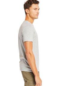 Timberland - 3PACK - Basic T-shirt - grey - 3