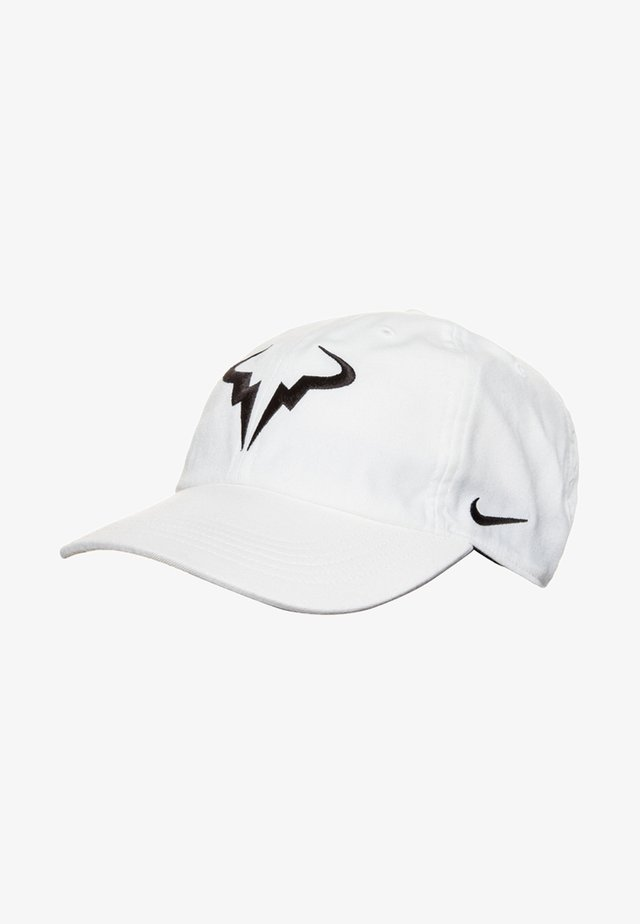 Cap - white/black