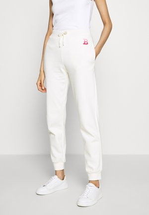 TROUSERS - Pantalon de survêtement - bone