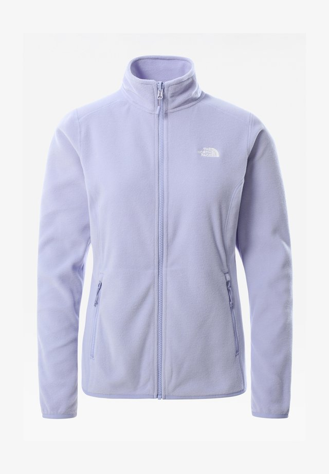W 100 GLACIER FULL ZIP - EU - Fleece jacket - sweet lavender
