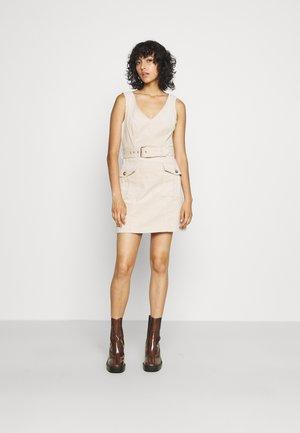 DELTA MINI DRESS - Vestito estivo - beige