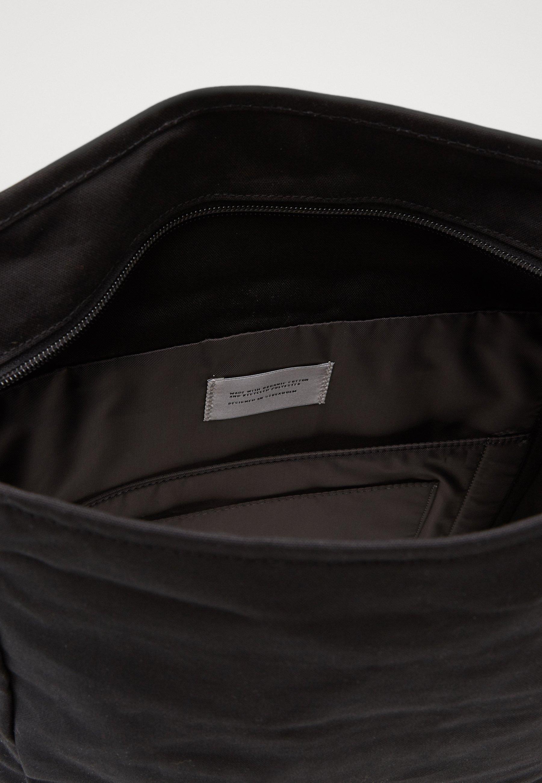 Sandqvist DANTE HOOK - Tagesrucksack - black/schwarz - Herrentaschen jlkb7