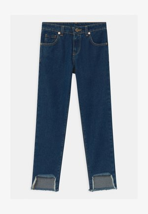 KIDS FLIRTING - Straight leg jeans - denim