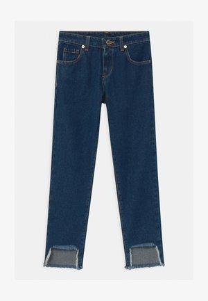 KIDS FLIRTING - Jeans Straight Leg - denim